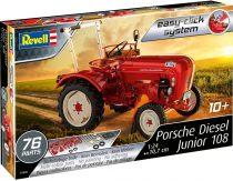 Revell Model Set Porsche Junior 108 easy-click makett