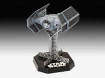Revell Star Wars - Darth Vader TIE-Fighter makett