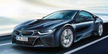 Revell BMW i8 makett