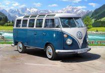 Revell Volkswagen T1 Samba Bus makett