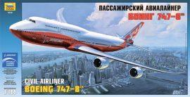 Zvezda Boeing 747-8