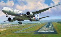 Zvezda Boeing 777-300ER makett