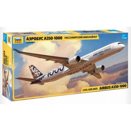 Zvezda Airbus A-350-1000 makett