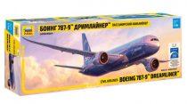 Zvezda Boeing 787-9 Dreamliner makett