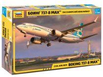 Zvezda Boeing 737-8 MAX makett