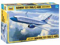 Zvezda Boeing 737-700 makett