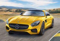 Revell Mercedes AMG GT makett