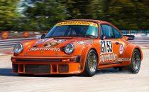 Revell Porsche 934 RSR Jägermeister makett