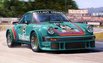 Revell Porsche 934 RSR Vaillant makett