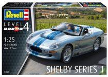 Revell Shelby Series I makett