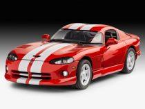 Revell Dodge Viper GTS makett