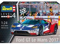 Revell Ford GT - Le Mans 2017 makett