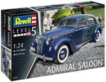 Revell Luxury Class Car Admiral Saloon makett