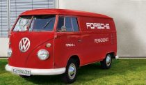 Revell VW T1 Kastenwagen makett