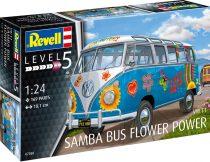 """Revell Samba T1 """"Flower Power"""" makett"""