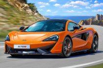 Revell McLaren 570S makett