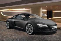 Revell Audi R8 makett