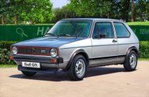 Revell VW Golf I GTI makett