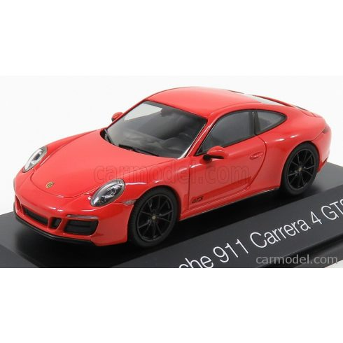 HERPA PORSCHE 911 991-2 CARRERA 4 GTS COUPE 2017