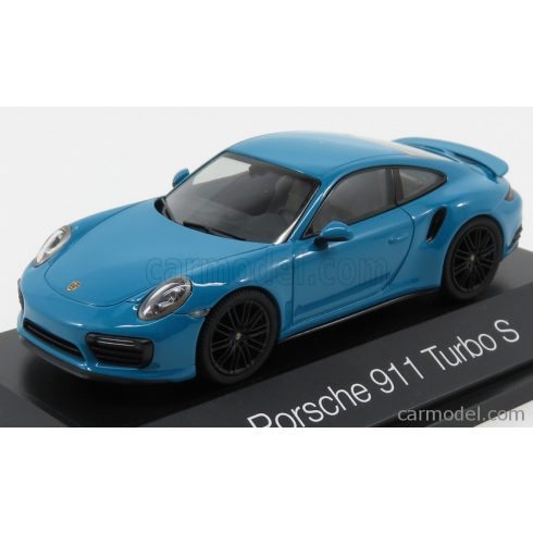 HERPA PORSCHE 911 991-2 TURBO S COUPE 2016