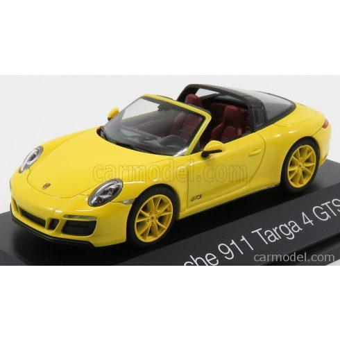 HERPA PORSCHE 911 991-2 TARGA 4 GTS COUPE 2016