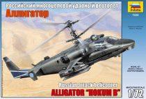 Zvezda Kamov Ka-52 Alligator makett
