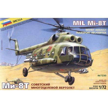 Zvezda MIL Mi-8T 'Hip-B' makett
