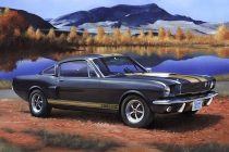 Revell Shelby Mustang GT 350 H