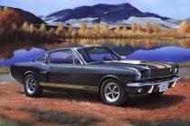 Revell Shelby Mustang GT 350 H makett