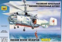 Zvezda Kamov Ka-27PS Rescue Helicopter makett