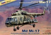 Zvezda MIL MI-17 makett
