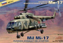 Zvezda MIL MI-17