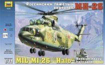 Zvezda MIL MI-26 makett