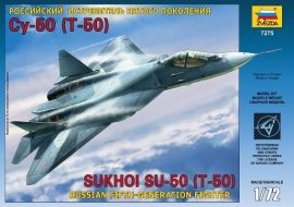 Zvezda Sukhoi T-50