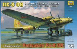 Zvezda Petlyakov Pe-8 ON Stalin's Plane