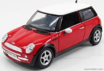 Motormax MINI COOPER 2002 RED