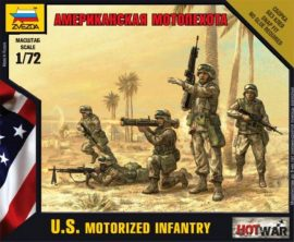Zvezda U.S. Motorized Infantry