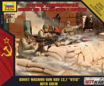 Zvezda Soviet Machine gun Utes