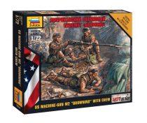 Zvezda American Machine gun Browning