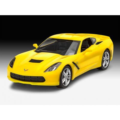 Revell 2014 Corvette® Stingray easy-click makett