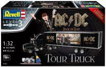 Revell Truck & Trailer AC/DC Limited Edition makett