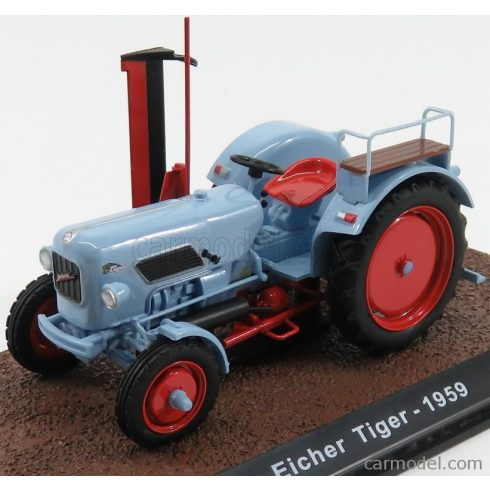 EDICOLA EICHER TIGER TRACTOR 1959