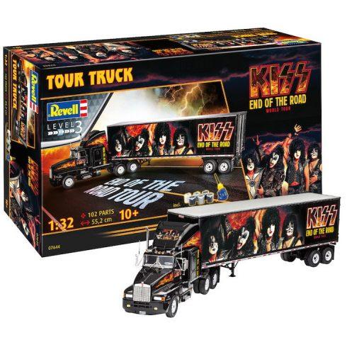 Revell Truck & Trailer KISS Limited Edition makett