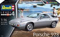 Revell Porsche 928 makett