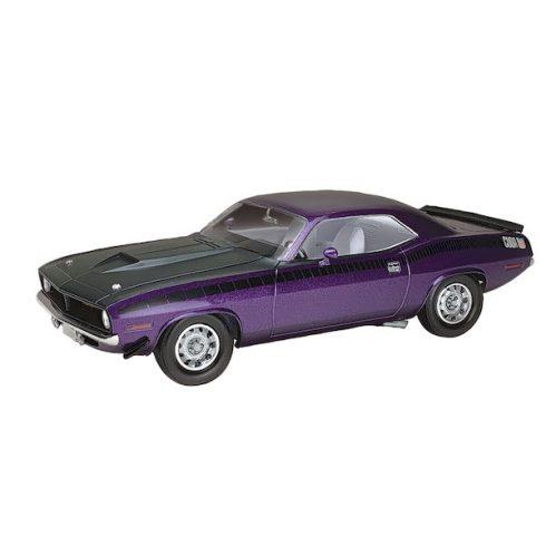 Revell 1970 Plymouth AAR Cuda makett