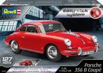 Revell Porsche 356 Coupe makett