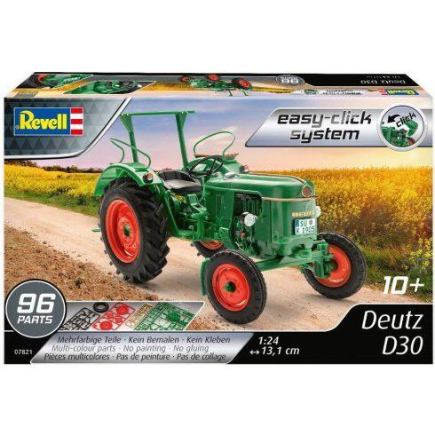 Revell Deutz D30 Tractor makett
