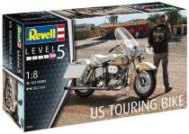 Revell US Touring Bike makett