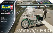 Revell BMW R75/5 Police makett