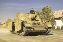 Hobby German SturmPanzerIV early Sd.Kfz.166 Brummbar